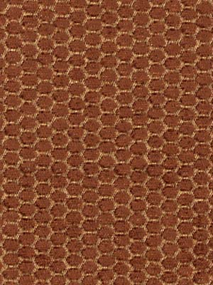 027422 Button Velvet Copper by Beacon Hill