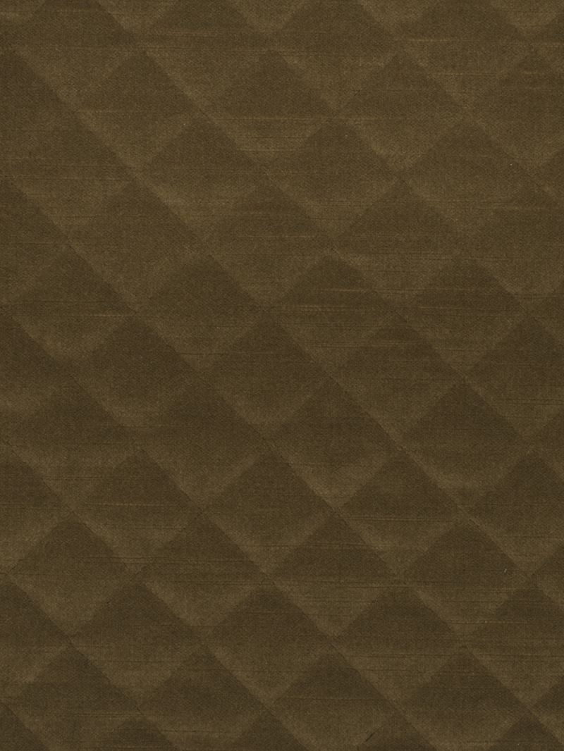 0373120 Quilted Velvet Caper by Fabricut