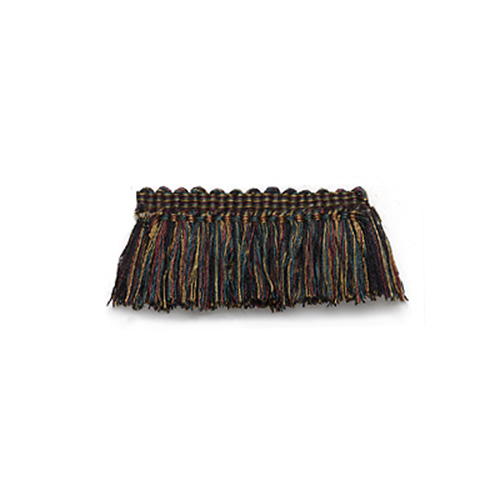 038180 Villa Brush Bayeaux Black by Robert Allen