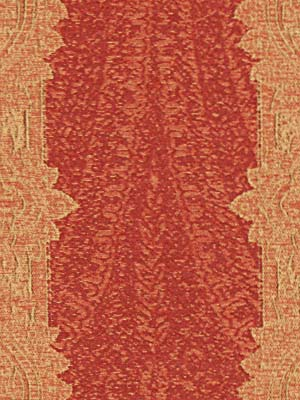 039250 Paisley Panel Carmine by Beacon Hill