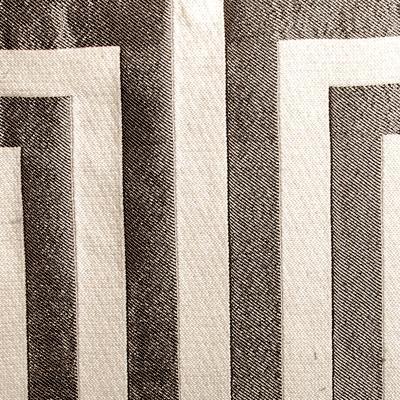 190023H-248 Hutton Maze Silver by Highland Court