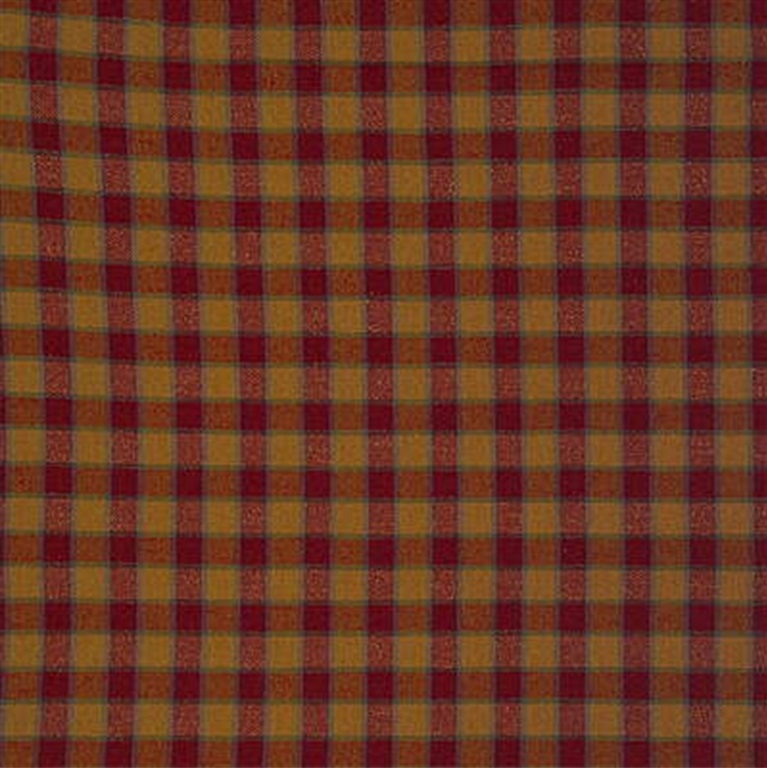 2004104.419 Colindale Wool Plaid Berry/Saffron by Lee Jofa