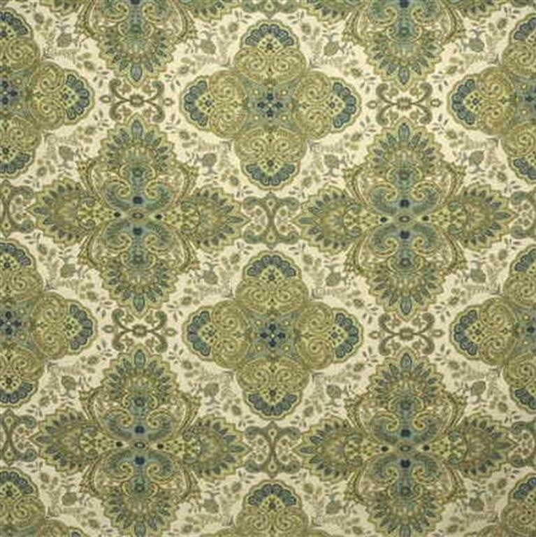 2007158.30 Italian Paisley Green by Lee Jofa