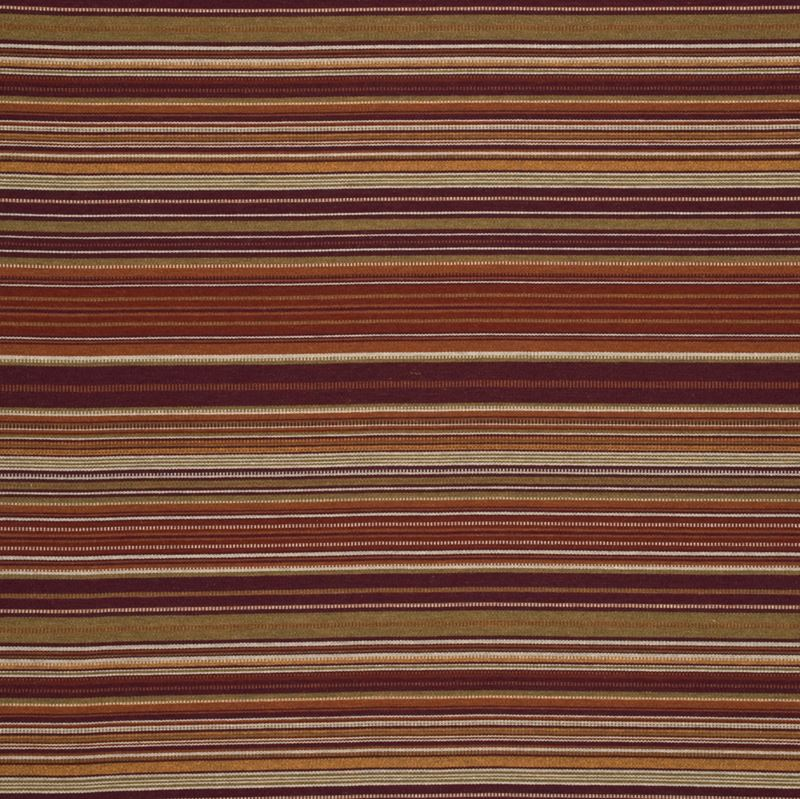 2009135.910 Tempe Stripe Port/Spice by Lee Jofa