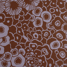 20833-103 Abstract Chocolate by Duralee