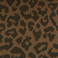 31630-82 Animal Skins Black/Brown by Duralee