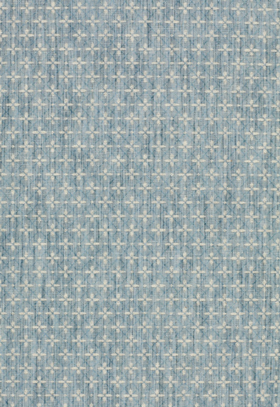 50342 Starlite Figure Texture French Blue by F Schumacher
