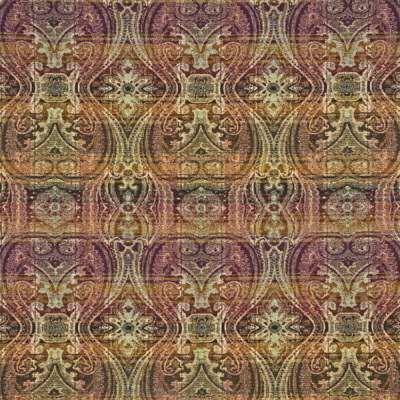 Red And Gold Damask Fabric Damask Gold Red Green by
