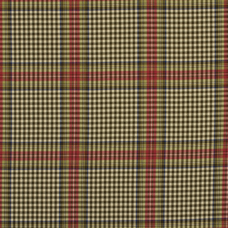 LCF29720F Oakfield Tartan Tea by Ralph Lauren