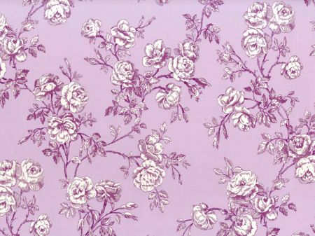 LWP62207W Cottage Toile Lilac by Ralph Lauren