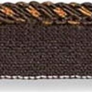 T30208.616 Petite Cord W/Flange Tortoise by Kravet Couture