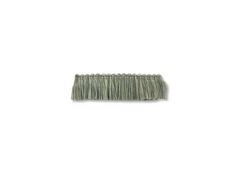 TL10015.35 Perandor Cut Fringe Aqua by Lee Jofa