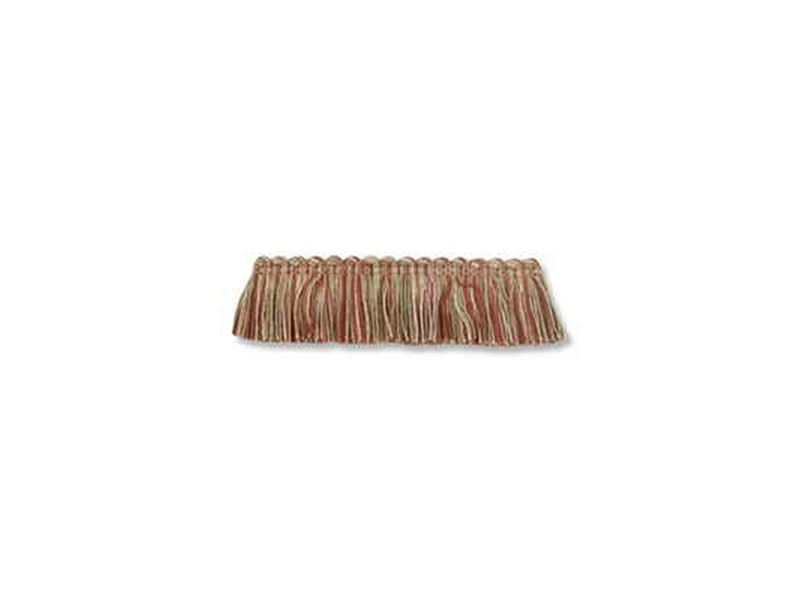 TL10015.713 Perandor Cut Fringe Pink/Green by Lee Jofa