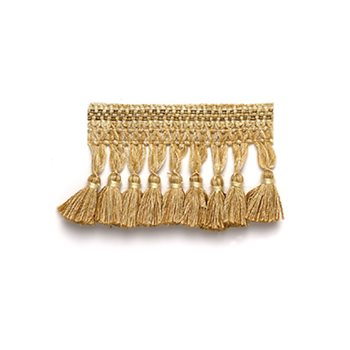 038136 Villa Trim Versailles Gold by Robert Allen