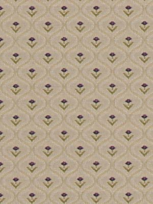 047554 Flower Inlay Lilac by Robert Allen