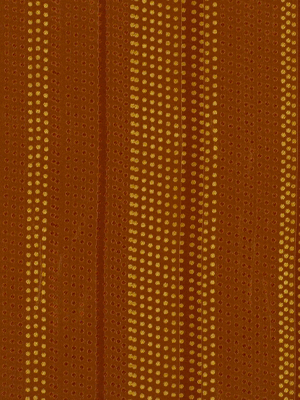 161504 Dotted Stripes Russet by Beacon Hill