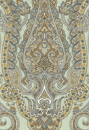 173650 Isabella Paisley Mineral by FSchumacher