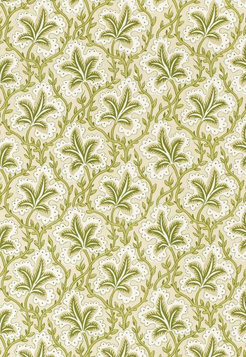 173754 Opio Leaf Linden by FSchumacher