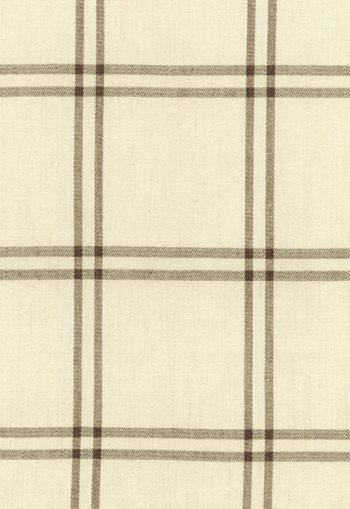 55713 Luberon Plaid Truffle by FSchumacher