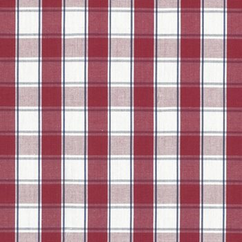 LCF60311F Saybrook Check Red by Ralph Lauren