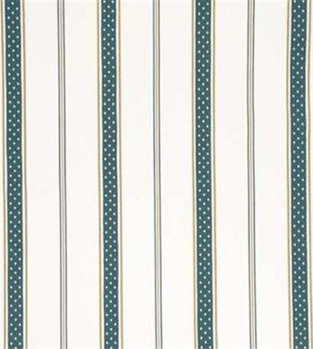 PF50081.670 Summer Stripe Denim by Parkertex