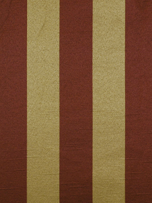Satin Stripes Russet by Robert Allen