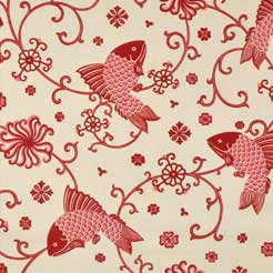 Asian/Chinoiserie Fabric