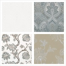 JF Fabric Book Color Concepts Silver Sage
