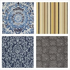 Duralee Fabric Collection American Crossroads Prints & Wovens