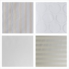 "Duralee Fabric Collection Stockbridge 118"" Sheers"