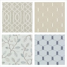 Duralee Fabric Collection Eastham Embroderies