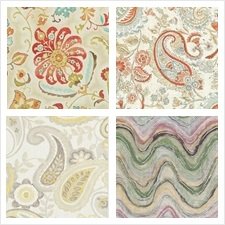 Duralee Fabric Collection Merrimack Prints