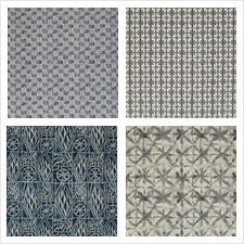 Duralee Fabric Collection Sakai Prints & Wovens