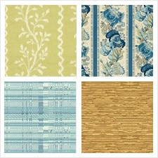 Brunschwig & Fils Fabric Collection Hommage