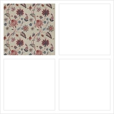 G P & J Baker Fabric Collection Keswick Embroideries