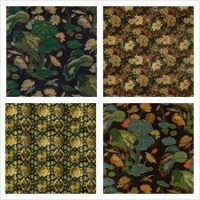G P & J Baker Fabric Collection Signature Velvets