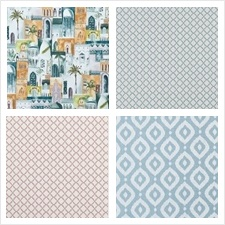 Clarke & Clarke Fabric Collection Clarke & Clarke Prince Of Persia