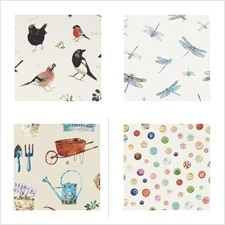 Clarke & Clarke Fabric Collection Clarke & Clarke Village Life
