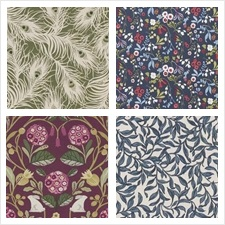 Clarke & Clarke Fabric Collection Clarke & Clarke Sherwood
