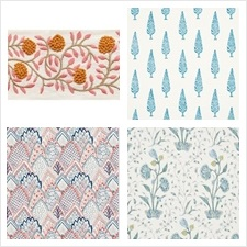 Schumacher Fabric Collection Palampore