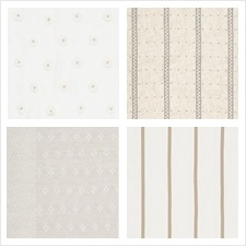 Schumacher Fabric Collection Natural Sheers