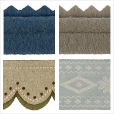 Kravet Trim Collection Barbara Barry Chalet Trims