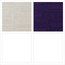 Beacon Hill Fabric Pattern Paracas Grid