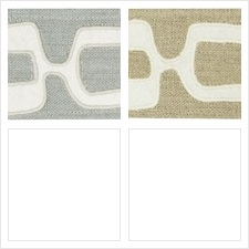 Kravet Trim Pattern Organic Links