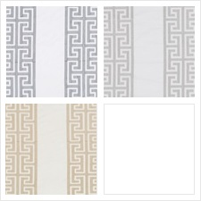 Beacon Hill Fabric Pattern Meandros