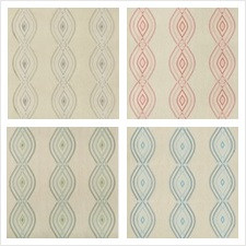 Lee Jofa Fabric Pattern Ora Embroidery