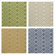 Lee Jofa Fabric Pattern Circles and Squares