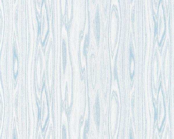 Faux Bois Wallpaper 27142-003 faux bois weave blue icescalamandre