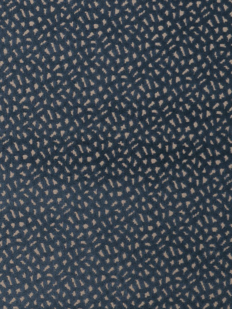 6433801 Velvet Crackle Cadet by Fabricut
