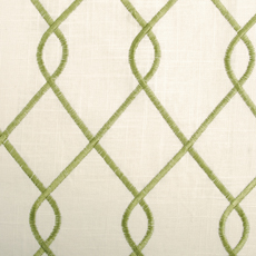 Trellis Fabric 73023-279 rico jungle greenduralee